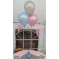 Trosje van 3 Heliumballonnen