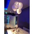Trosje van 4 Heliumballonnen