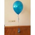 Helium Ballon met gewichtje