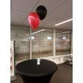 Trosje van 2 Heliumballonnen