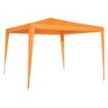Partytent Oranje
