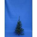 Huur 1x Dennenboom/Kerstboom (kunst), 0,90 meter groot