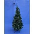 Huur 1x Dennenboom/Kerstboom (kunst), 1,80 meter groot